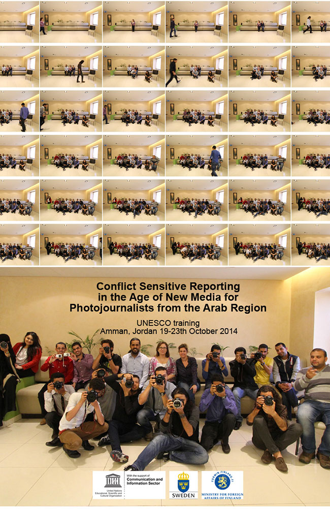 UNESCO Jordan Media training