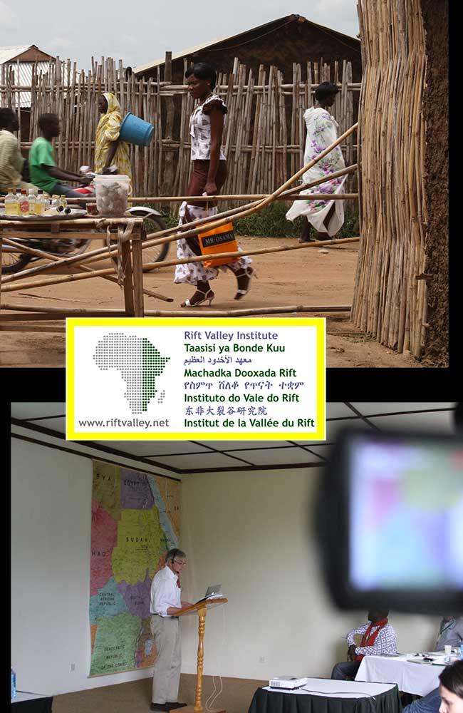 Rift Valley Institute Sudans courses