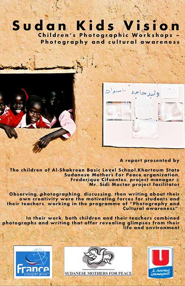 Sudan Kids Vision workshop