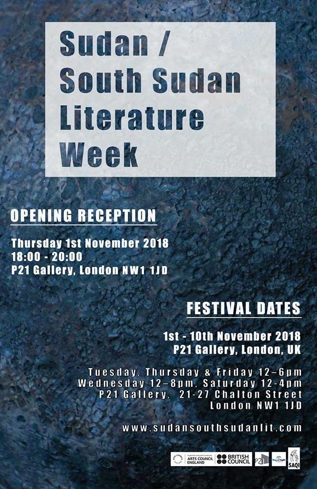 Sudan South Sudan Literature Week