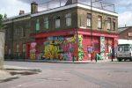 London Olympics site