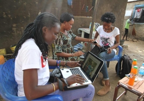 South Sudan Female Journalists